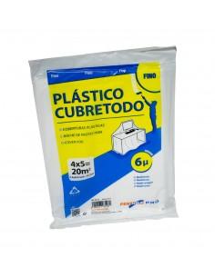 Plástico Cubretodo Fino...