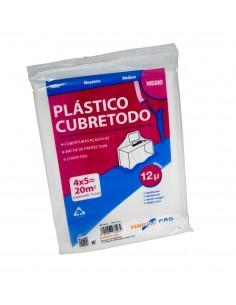 Plástico Cubretodo Medio...