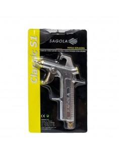 Pistola sopladora classic S1 metal SAGOLA