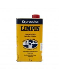 Limpiador de Pinturas Limpin PROCOLOR
