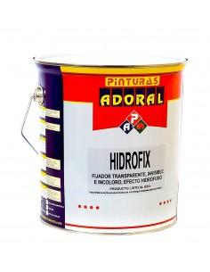 Hidrofugante para fachadas HIDROFIX ADORAL