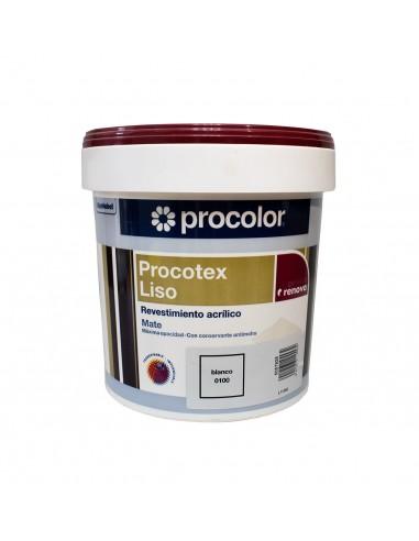 Pintura para exteriores PROCOTEX Liso...