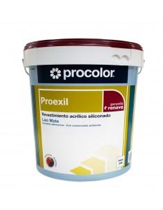 Revestimiento siliconado acrílico PROEXIL PROCOLOR