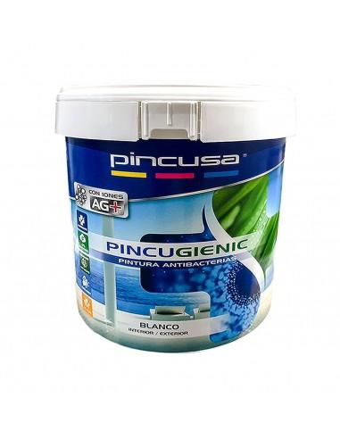 Pintura Antibacterias plástica PINCUGIENIC PINCUSA