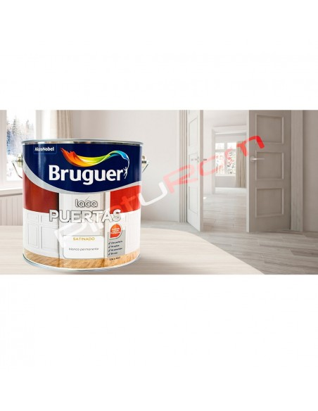 Pintura puertas permanente BRUGUER