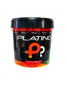 Plástico muy lavable PLATINO PINTUROM 14 L.