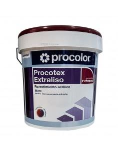 Pintura para exteriores PROCOTEX Extra Liso PROCOLOR