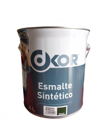 Esmalte Sintético DKOR Brillante 4l